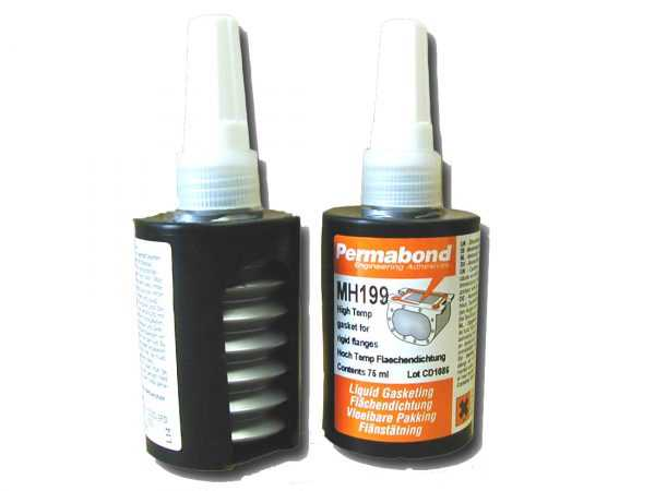 Клей герметик Permabond для двигателя
