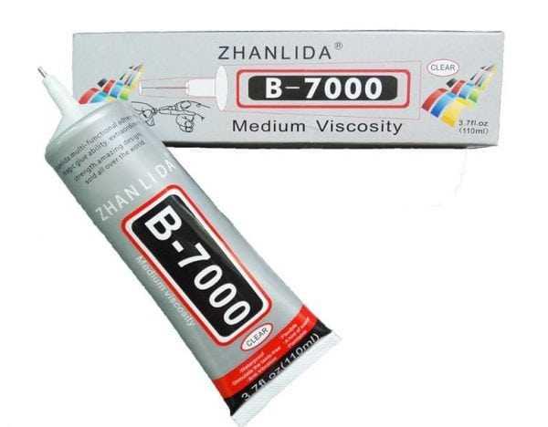 Клей В-7000 выпускается компанией Zhanlida