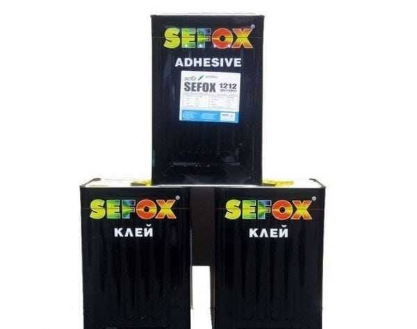 Клей SEFOX 1111 в банках