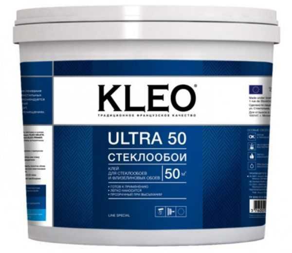 Клей для стеклообоев KLEO Ultra