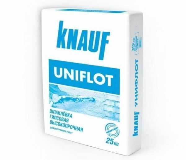 Шпаклевочная смесь Knauf для заделки швов