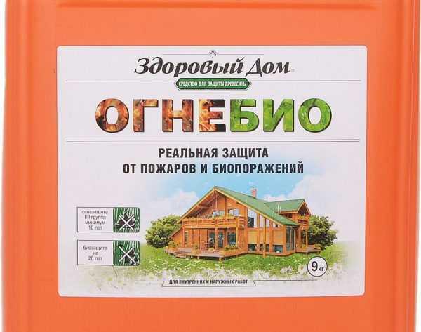 Комбинированное средство для защиты древесины