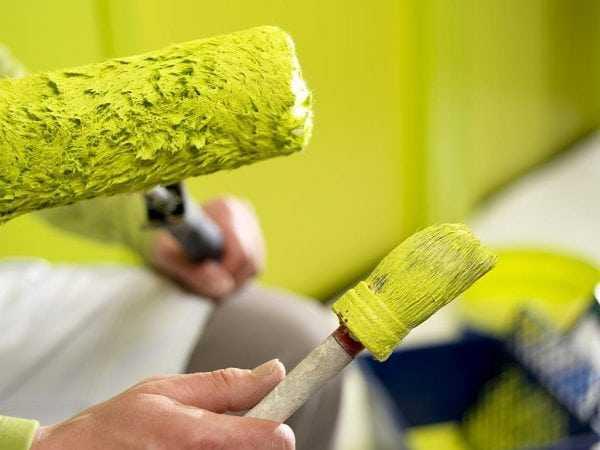 Латексная водоэмульсионная краска для дерева