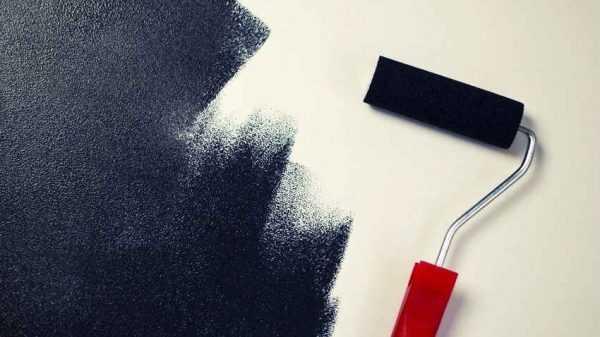 Черная краска