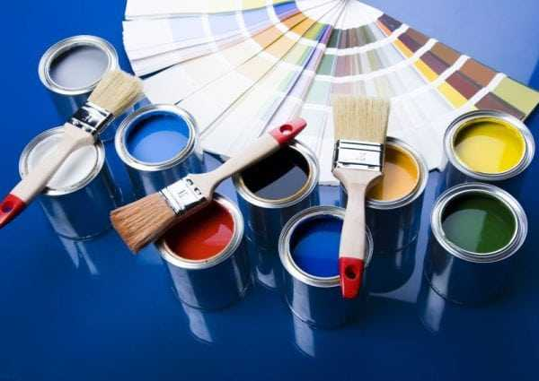 Палитра красок для ДСП