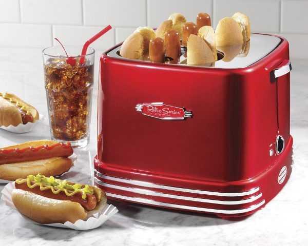Кухонный электроприбор для приготовления хотдогов
