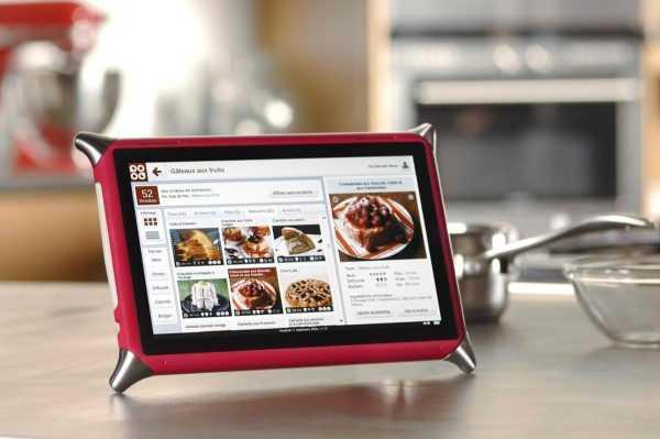 Кулинарный планшет QOOQ