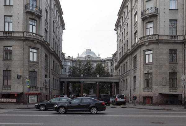 Квартира Сергея Шнурова на Петроградке