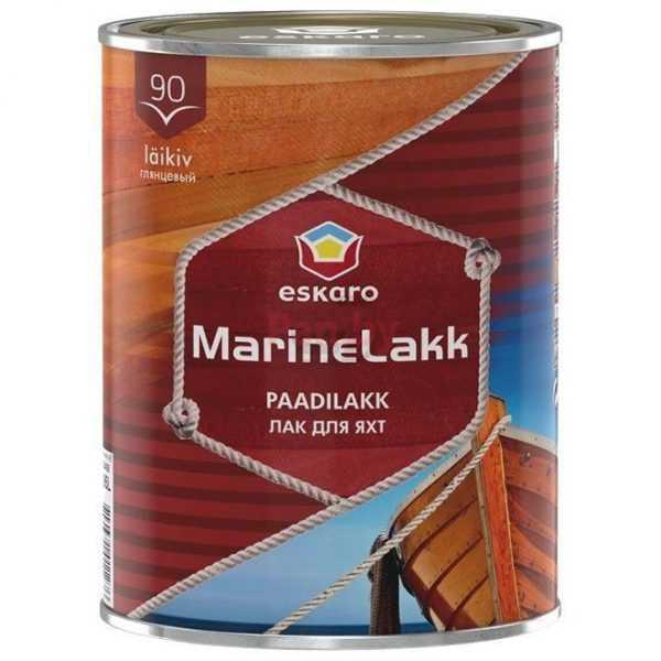 Яхтный лак Eskaro Marine Lakk90
