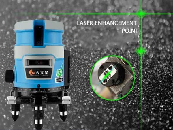 Лазерный уровень 3D SPY002