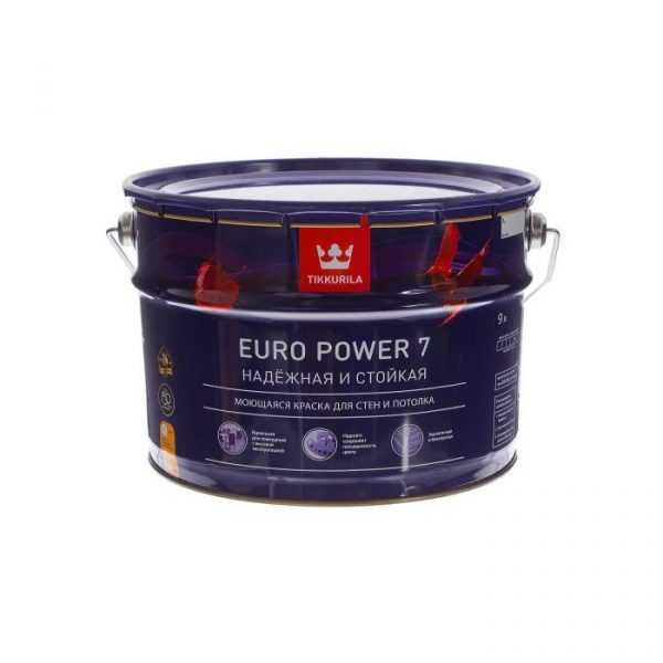 Tikkurila Euro Power-7