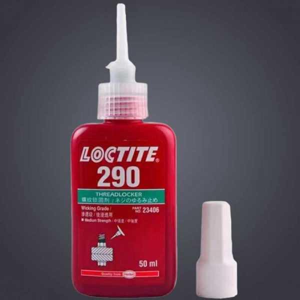 Loctite 290 с низкой вязкостью