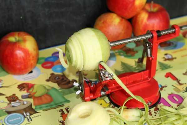 Машинка для чистки яблок Apple Peeler