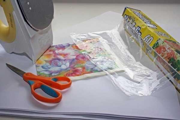 Материалы и инструменты для переноса изображения на ткань
