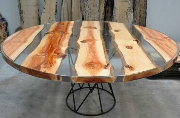 Мебель из эпоксидки