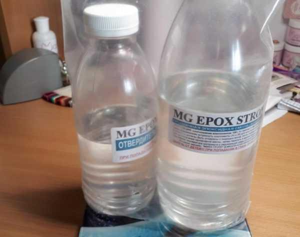 MG Epox Strong подходит для заливки ювелирных изделий