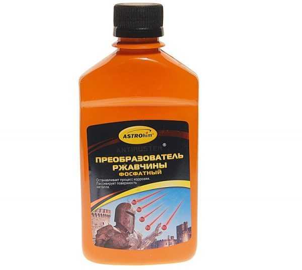 Астрохим на основе ортофосфорной кислоты