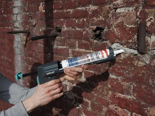 Нанесение с помощью автоматического пистолета