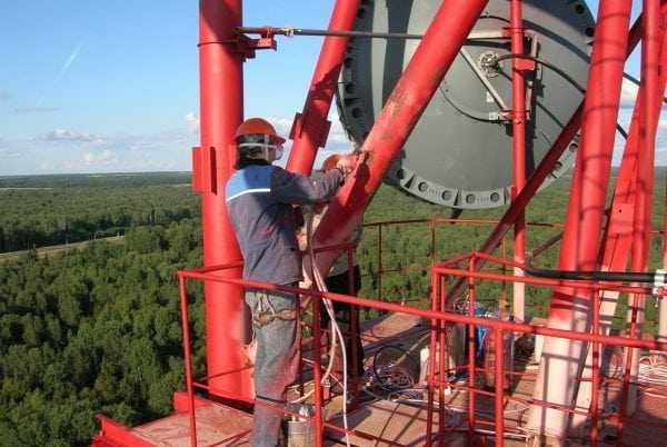 Нанесение грунтовки ХС-04 с помощью краскопульта