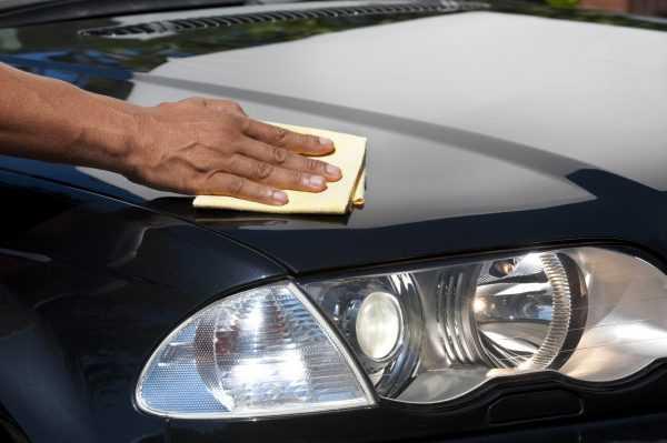 Не рекомендуется использовать растительное масло вместо защитного воска для авто