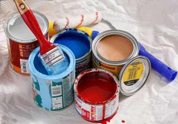Нормы расхода масляной краски