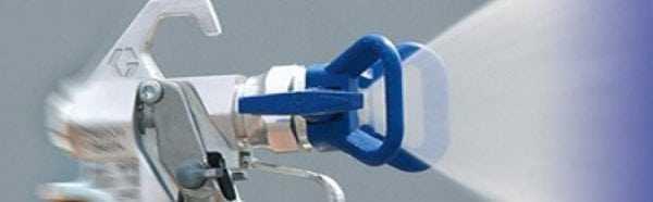 Из чего состоит оборудование для нанесения безвоздушной покраски