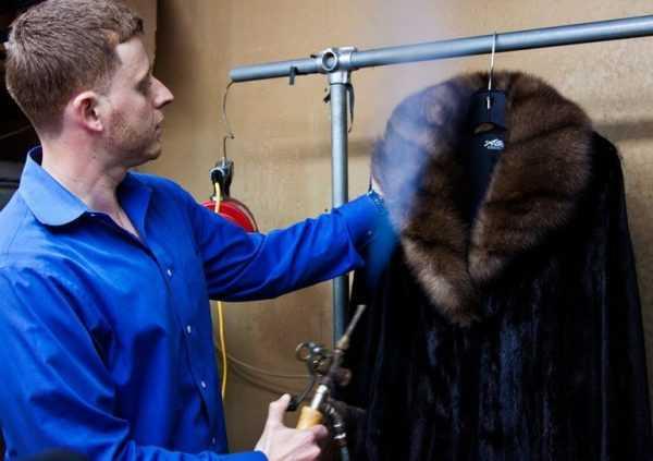 Обработка меховых изделий в домашних условиях