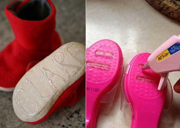 Антискользящая обувь