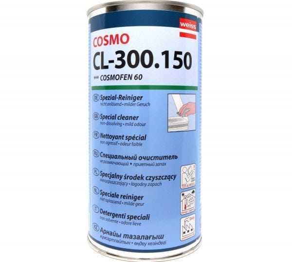 Средство для очистки клея COSMO CL-300.150