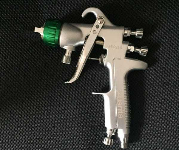 Пистолет для полиуретановых красок