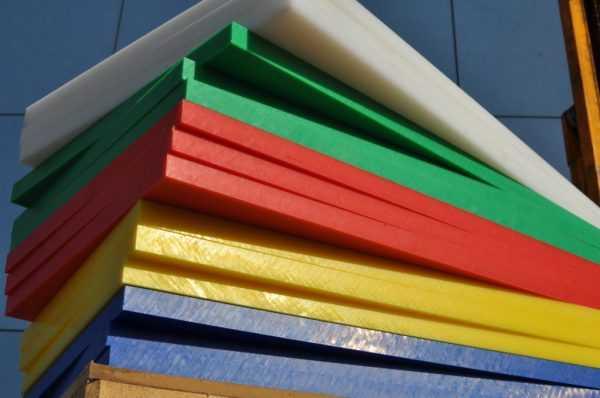 Пластик листовой термопластичный