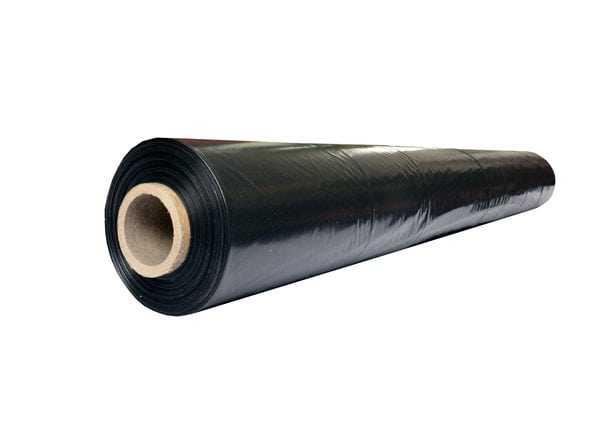 Пленка полиэтиленовая чёрная