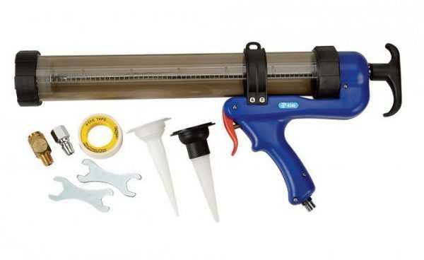 Пневматический монтажный пистолет