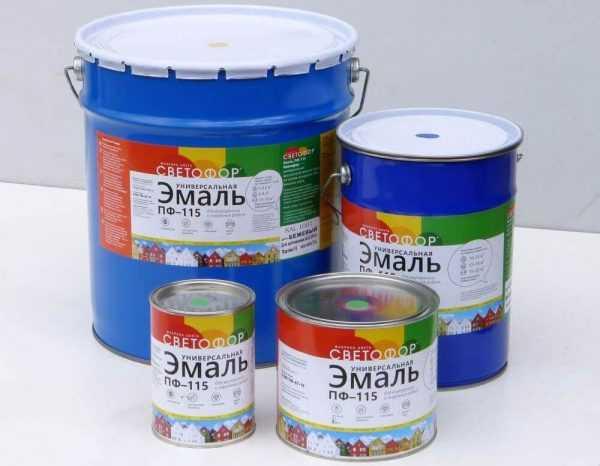 Покупать краску нужно в достаточных количествах