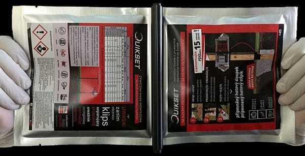 Полимерная монтажная масса Quikset Pro q1000