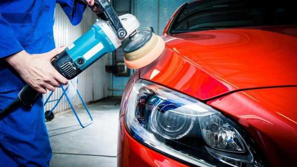 Частые полировки могут истончить лакокрасочное покрытие автомобиля