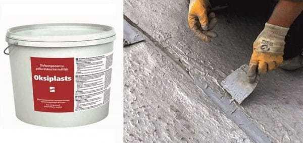 Герметики для бетона