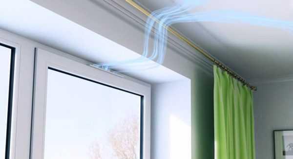 Для избежания образования плесени на стенах нужно огранизовать правильную вентиляцию помещения