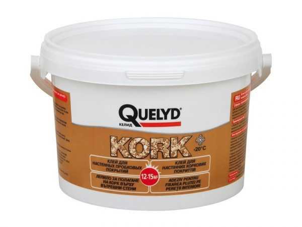 Quelyd KORK для пробковых покрытий