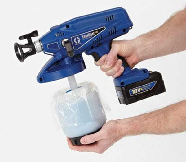 Ручной аккумуляторный распылитель