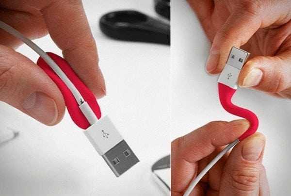 Использование клея-пластилина для ремонта кабеля