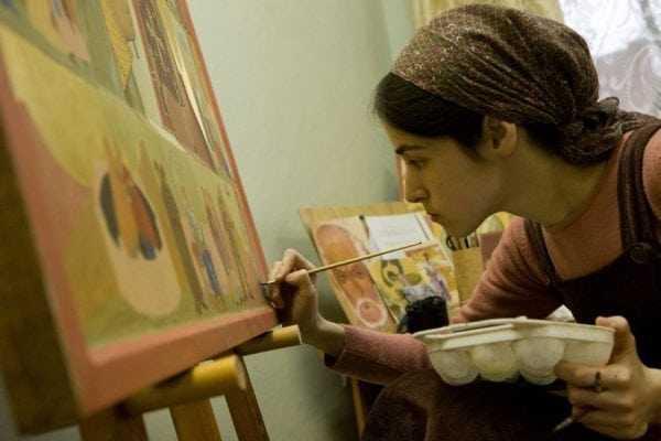 Казеиновый клей применяется в иконописи