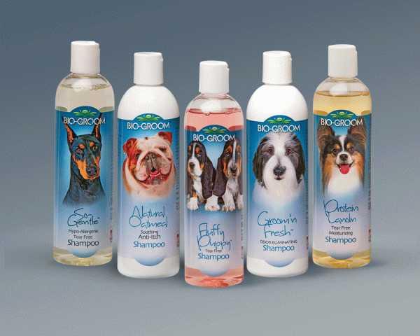 Для чистки меха можно использовать шампуни для животных