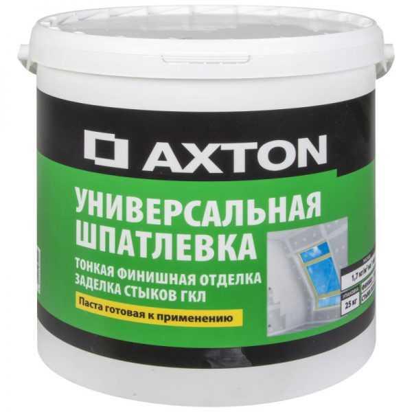 Шпаклевка универсальная Axton