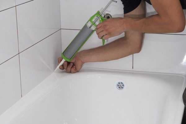 Силиконовый состав для ванны
