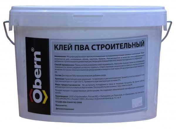 В состав клея помимо дисперсии ПВА входят модифицирующие добавки
