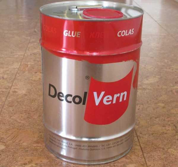 Средство Decol Vern