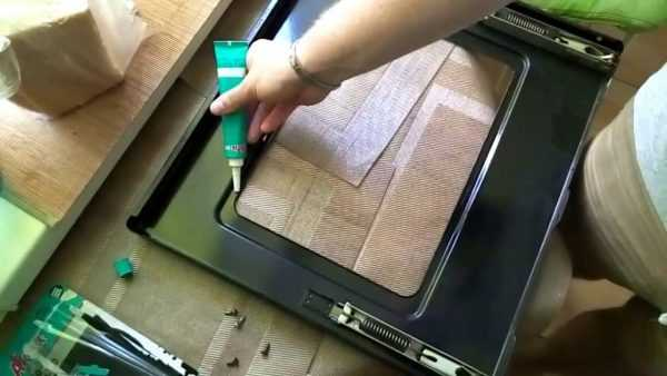 Средство для ремонта духовки