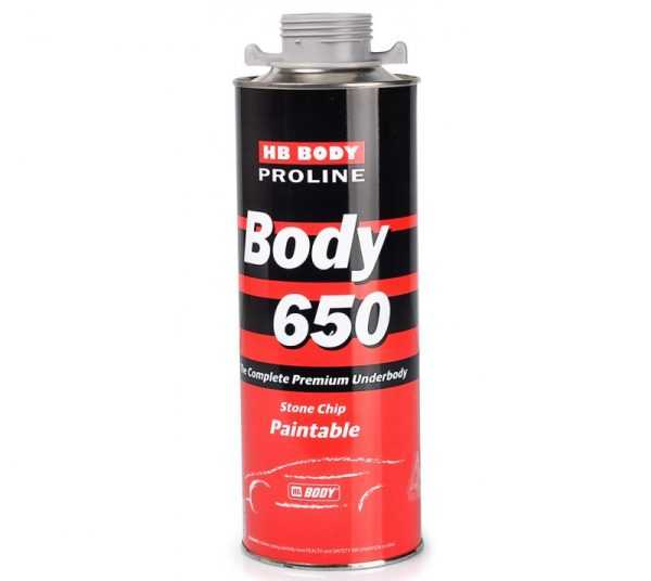 Средство HB Body Proline 650