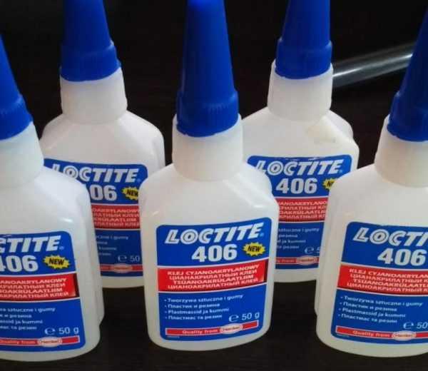 Средство Loctite 406